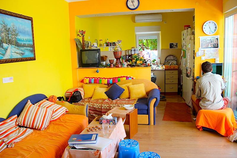 Hostel-Majdas-Kitchen